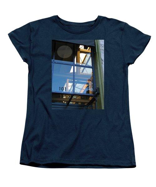 Windows 101 Women's T-Shirt (Standard Cut) by Brooks Garten Hauschild