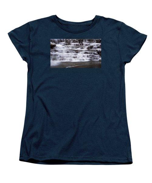 Winter Fall Women's T-Shirt (Standard Cut)
