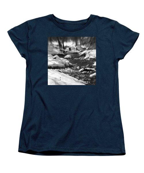 Winter Flow Women's T-Shirt (Standard Cut)