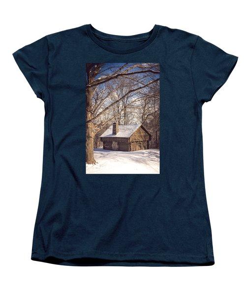 Winter Retreat Women's T-Shirt (Standard Cut)