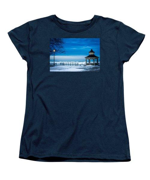 Winter Rhapsody Women's T-Shirt (Standard Cut)