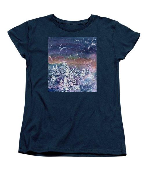 Winter Solstice  Women's T-Shirt (Standard Cut)