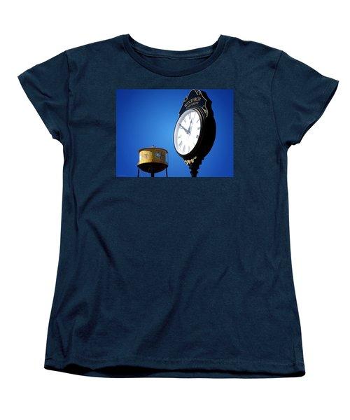 Women's T-Shirt (Standard Cut) featuring the photograph Winthrop Time by Greg Simmons
