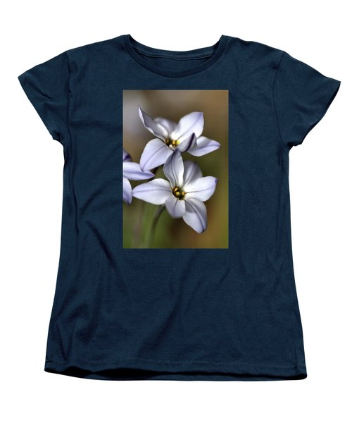 Women's T-Shirt (Standard Cut) featuring the photograph With Company by Joy Watson