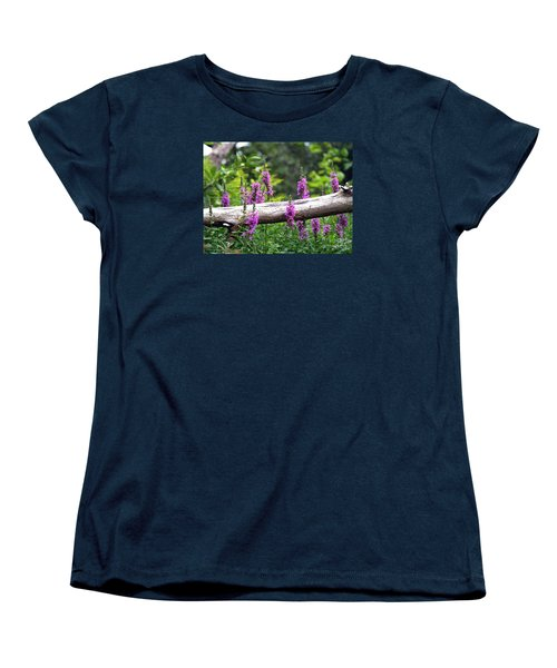 Woodland Treasures Women's T-Shirt (Standard Cut) by Susan  Dimitrakopoulos