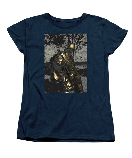 Worth Their Weight In Gold Women's T-Shirt (Standard Cut) by Natalie Ortiz