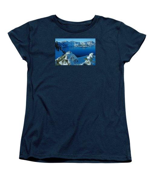 Women's T-Shirt (Standard Cut) featuring the photograph WOW by Nick  Boren