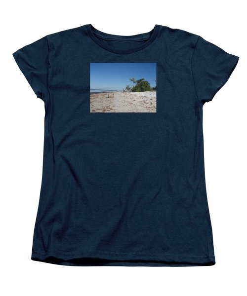 Women's T-Shirt (Standard Cut) featuring the photograph Ye Olde Pirates Chest by Robert Nickologianis