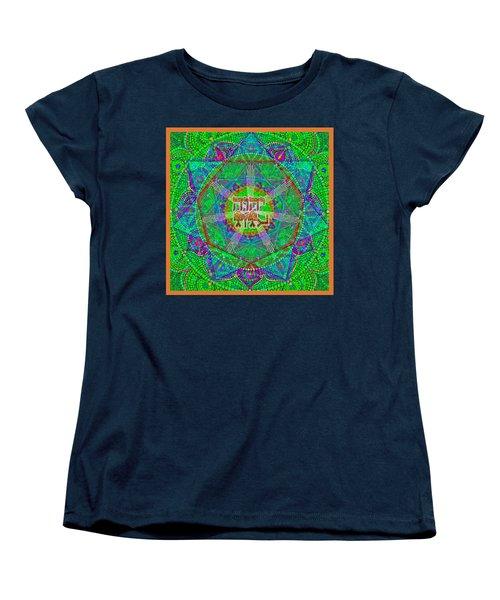 Yhwh 3 5 2015 Women's T-Shirt (Standard Cut) by Hidden  Mountain