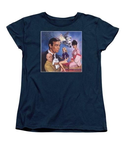 You Only Live Twice Women's T-Shirt (Standard Cut)