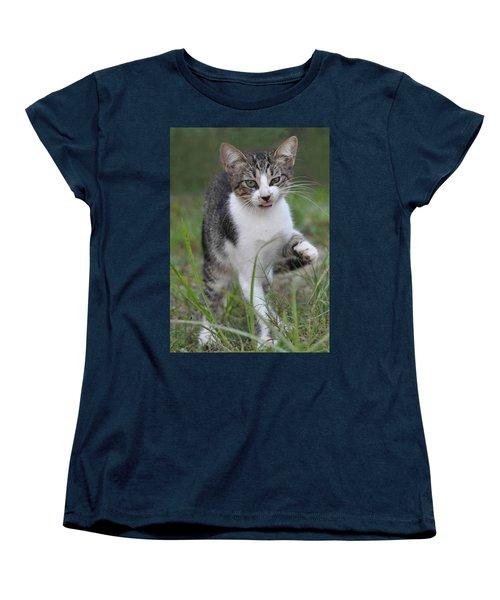 Yuck Women's T-Shirt (Standard Cut) by Charlotte Schafer