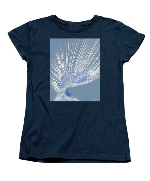 Zephyr Women's T-Shirt (Standard Cut) by Judi Suni Hall