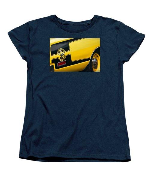 Women's T-Shirt (Standard Cut) featuring the photograph 1970 Dodge Coronet Super Bee by Gordon Dean II