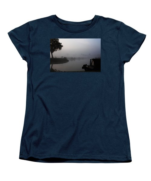 Women's T-Shirt (Standard Cut) featuring the photograph A Nice Place by Linsey Williams
