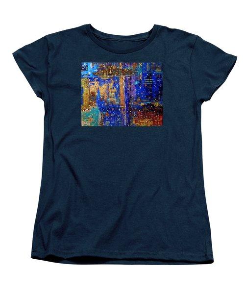 Design For Meditation Women's T-Shirt (Standard Cut)