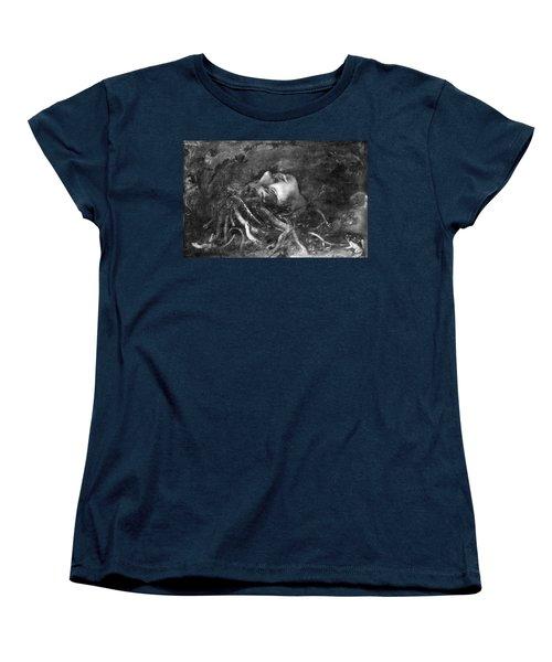 Mythology: Medusa Women's T-Shirt (Standard Cut) by Granger