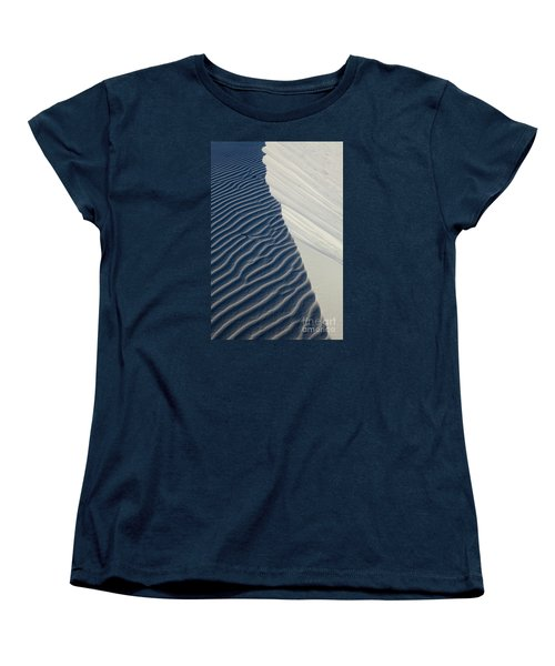 White Sands Women's T-Shirt (Standard Cut) by Keith Kapple