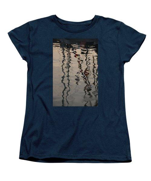 Port Huron To Mackinac Race Women's T-Shirt (Standard Cut)
