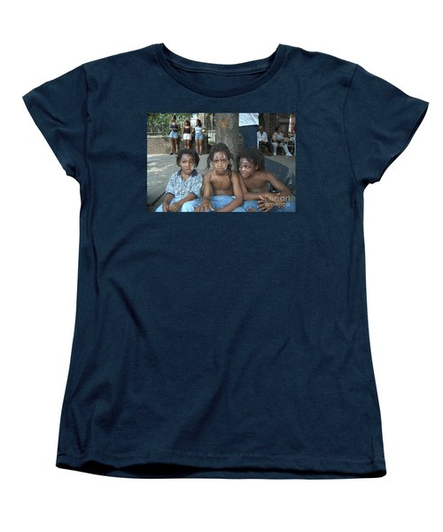 West Indian Day Parade Brooklyn Ny Women's T-Shirt (Standard Cut) by Mark Gilman