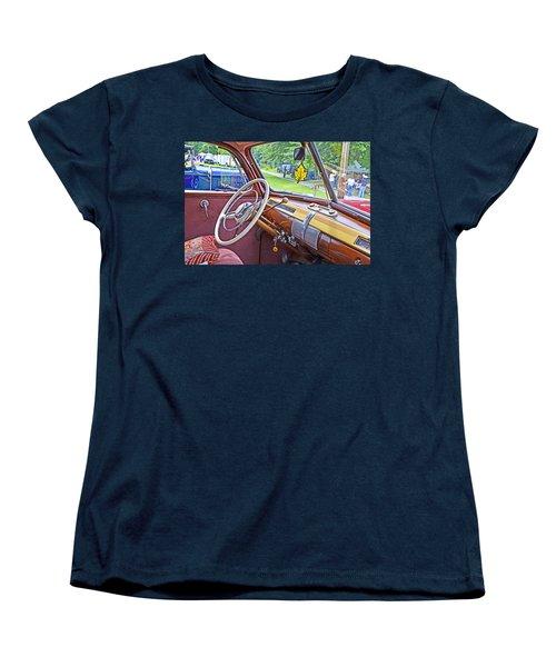 1941 Ford Dash Women's T-Shirt (Standard Cut)
