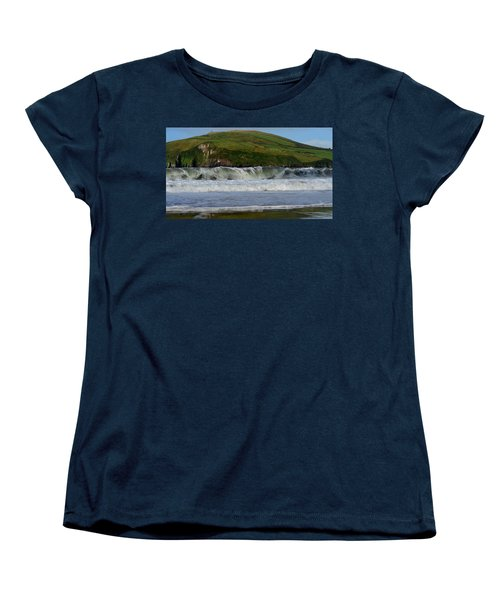 Beenbane Beach Women's T-Shirt (Standard Cut) by Barbara Walsh