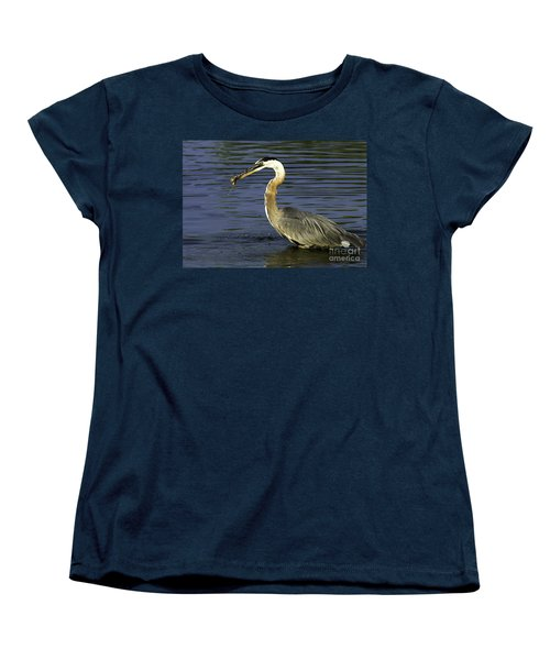 Women's T-Shirt (Standard Cut) featuring the photograph 2 For 1 Dinner Special by Clayton Bruster