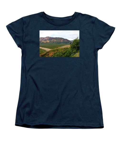 Women's T-Shirt (Standard Cut) featuring the photograph A Photographer's Dream by Kathy  White