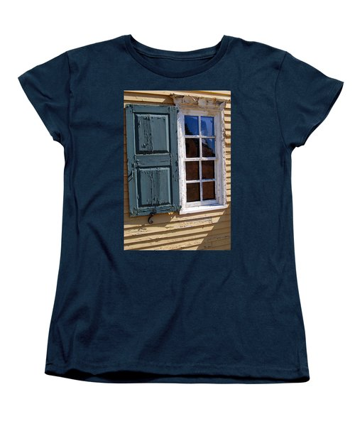 A Window Into The Past Wipp Women's T-Shirt (Standard Cut)