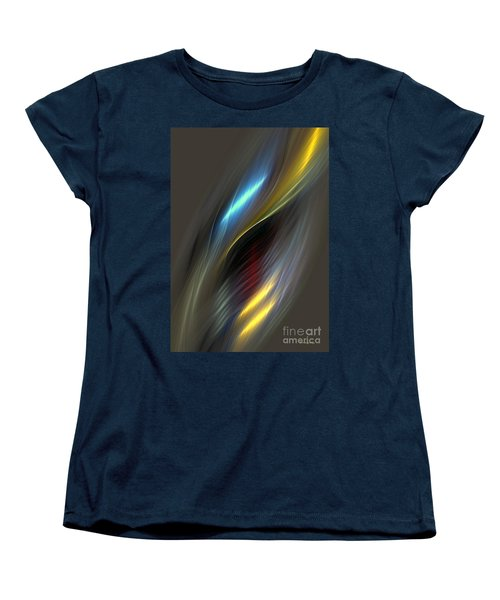 Alluring Colors Women's T-Shirt (Standard Cut)