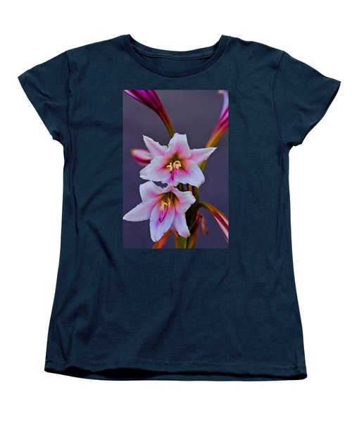 Women's T-Shirt (Standard Cut) featuring the photograph Asiatic Lily by Bill Barber