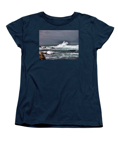 Asilomar 2007 Women's T-Shirt (Standard Cut) by Joyce Dickens