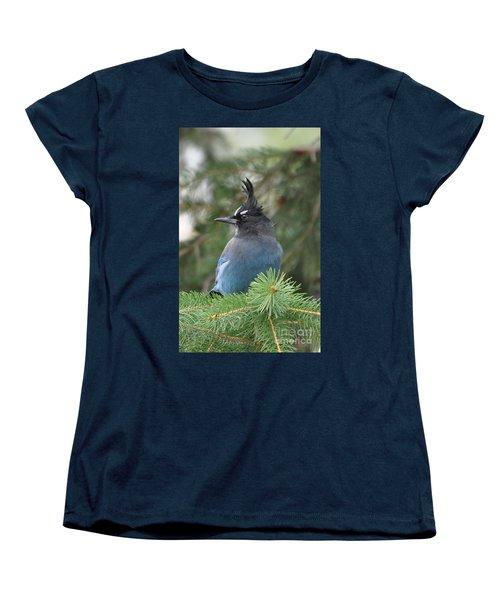 Bad Hair Day Women's T-Shirt (Standard Cut) by Dorrene BrownButterfield