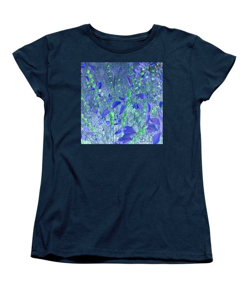 Women's T-Shirt (Standard Cut) featuring the photograph Berries In Repose by George Pedro
