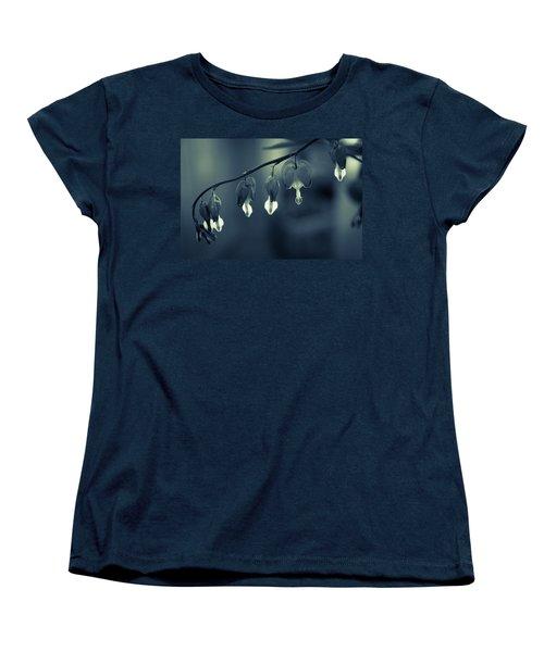 Bleeding Heart Women's T-Shirt (Standard Cut) by Andreas Levi
