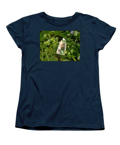 Women's T-Shirt (Standard Cut) featuring the photograph Boating With Friends by Bonfire Photography