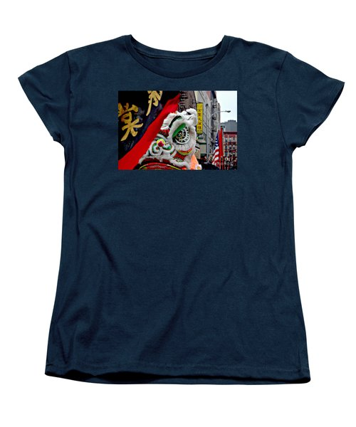 Chinese New Years Nyc  4704 Women's T-Shirt (Standard Cut) by Mark Gilman