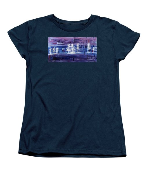 Christmas Card No.1 Women's T-Shirt (Standard Cut)