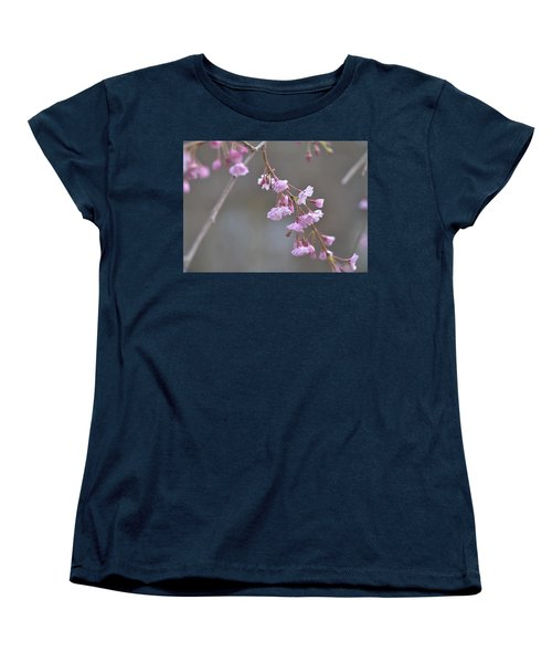 Women's T-Shirt (Standard Cut) featuring the photograph Crepe Myrtle by Lisa Phillips