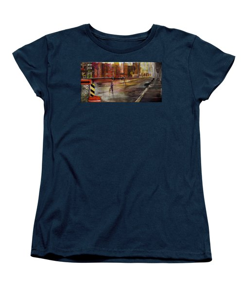 Early Sunday Morning Women's T-Shirt (Standard Cut)