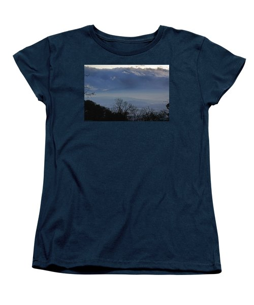 Evening At Grants Pass Women's T-Shirt (Standard Cut) by Mick Anderson
