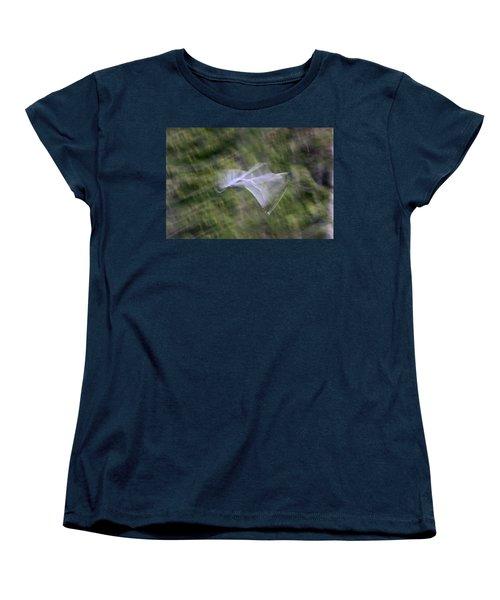 Flight Women's T-Shirt (Standard Cut) by Cathie Douglas