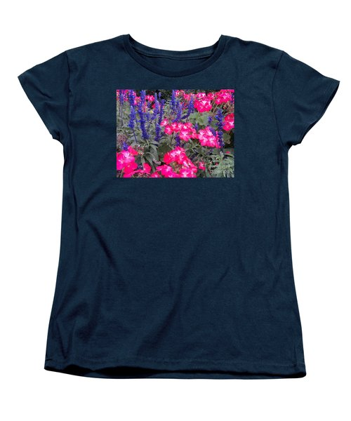 Women's T-Shirt (Standard Cut) featuring the photograph Glee by Rory Sagner
