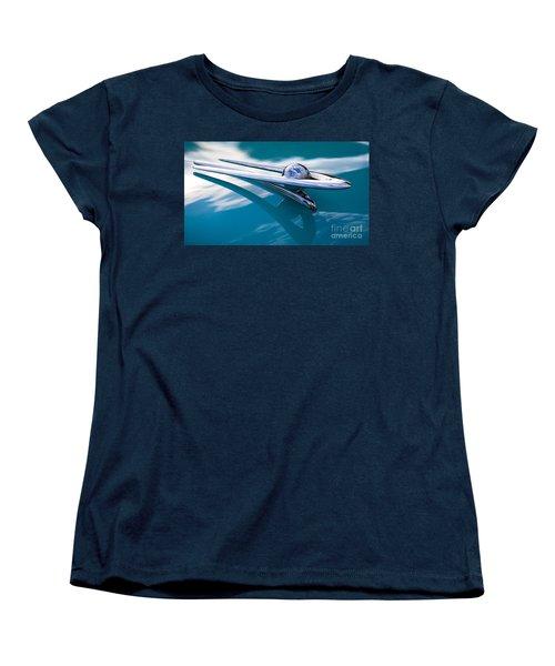 Global Women's T-Shirt (Standard Cut) by Chris Dutton