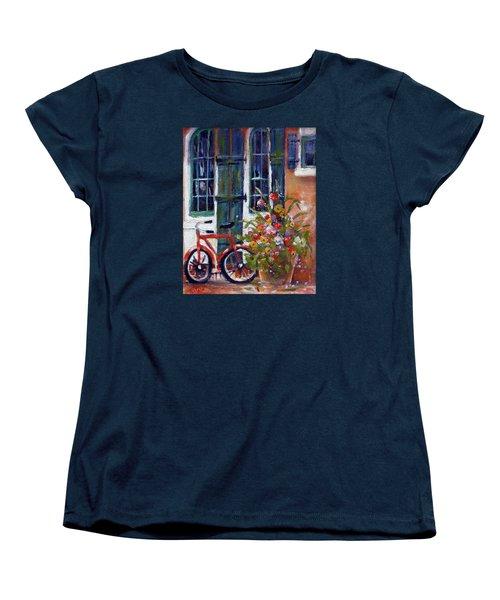 Habersham Bike Shop Women's T-Shirt (Standard Cut)
