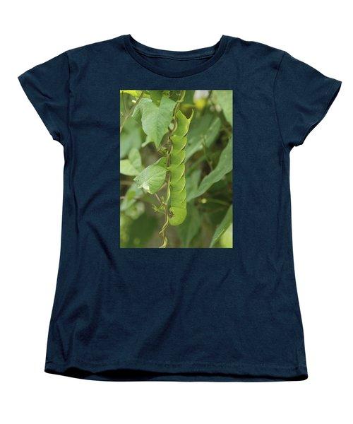 Women's T-Shirt (Standard Cut) featuring the photograph Hangin' Around by Kay Lovingood