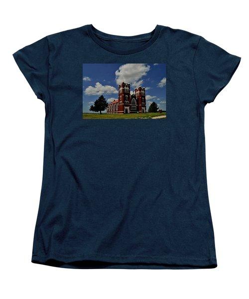 Heavenly Sky Women's T-Shirt (Standard Cut) by Brian Duram