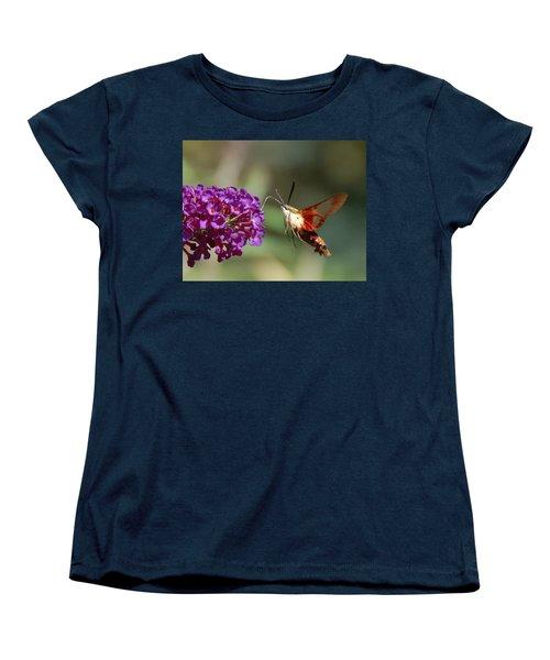 Hummingbird Moth Women's T-Shirt (Standard Cut)