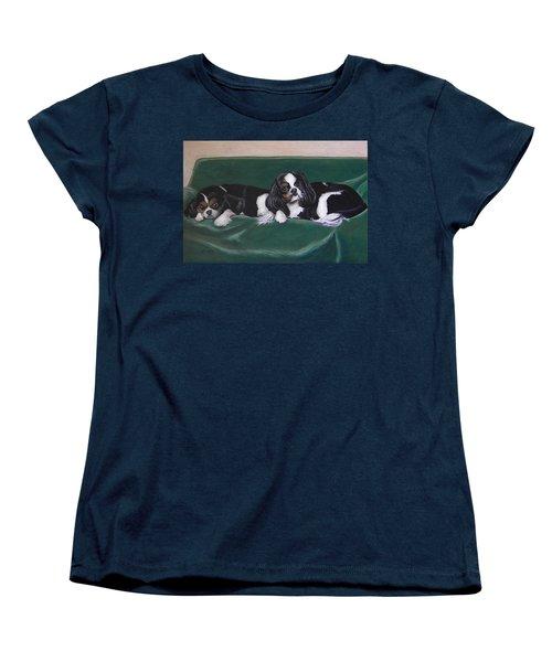 In The Lap Of Luxury Women's T-Shirt (Standard Cut) by Jeanette Jarmon