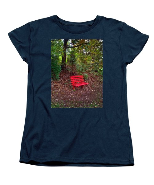 Women's T-Shirt (Standard Cut) featuring the photograph Inviting by Janice Spivey