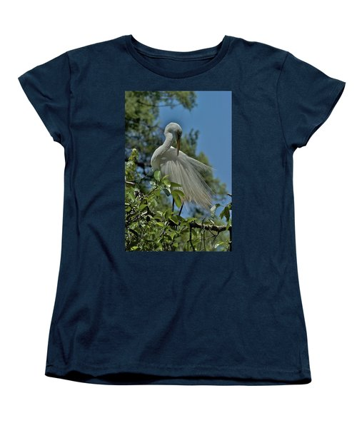 Women's T-Shirt (Standard Cut) featuring the photograph Just So by Joseph Yarbrough